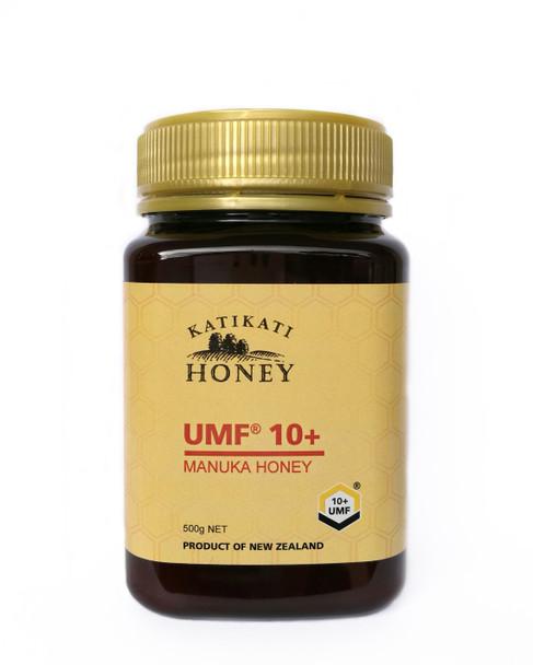UMF 10+ Manuka Honey 500g