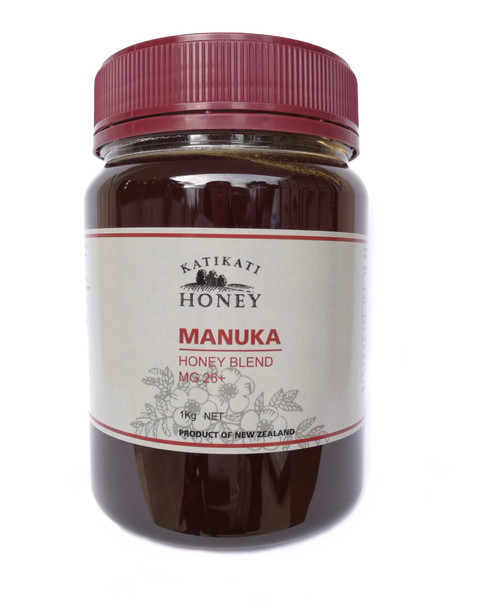 Manuka Honey 1kg Liquid