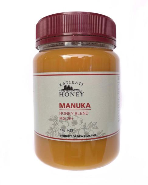 Manuka Honey 1kg Creamed