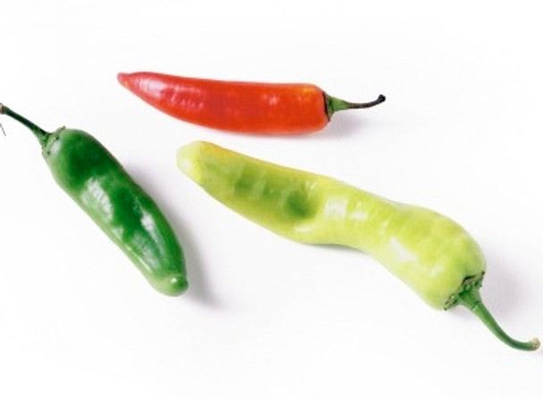 Chillies - Green - per 100g