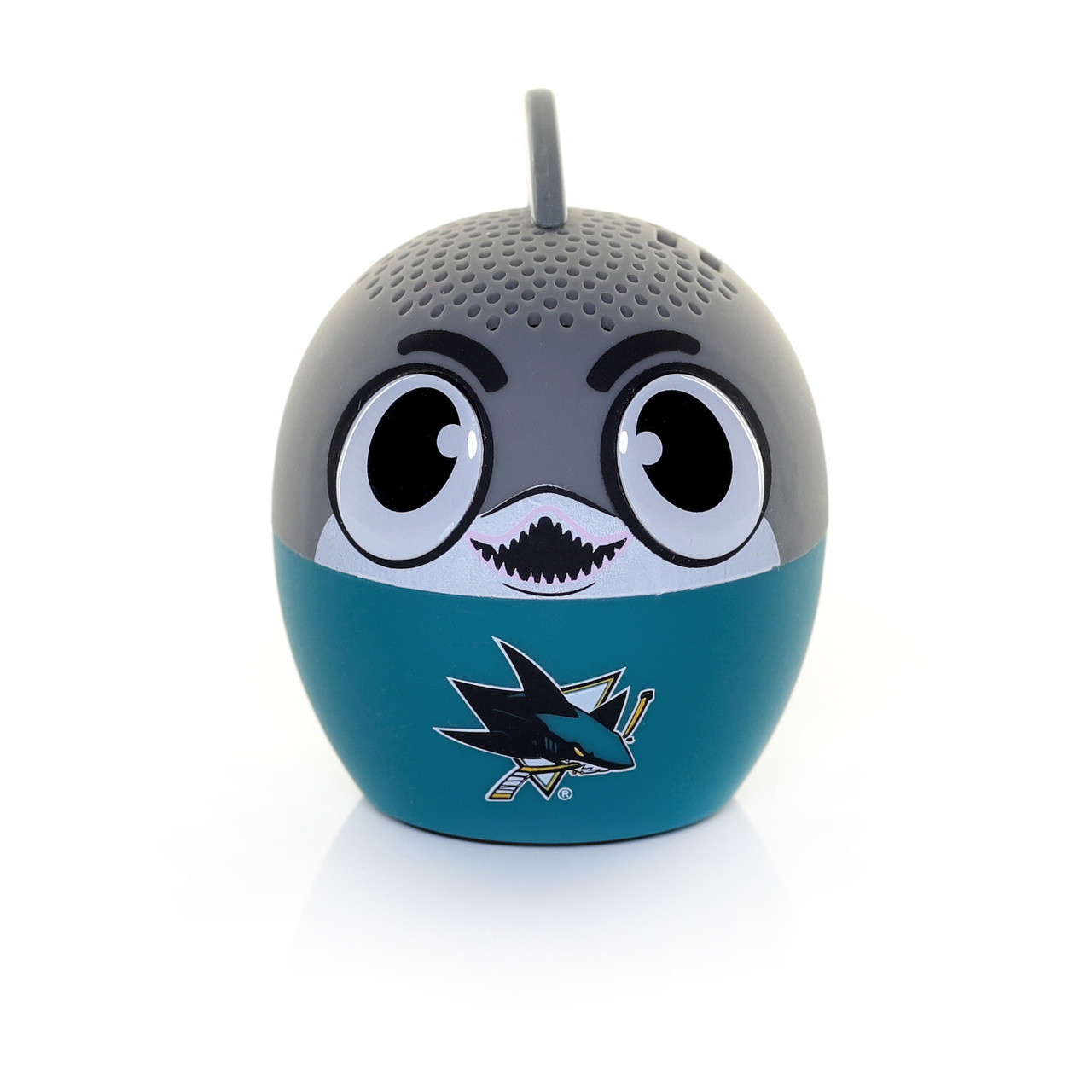 the latest 09783 3f7b0 San Jose Sharks Bitty Boomer-NHL Portable Wireless Bluetooth  Speaker-Awesome Sound