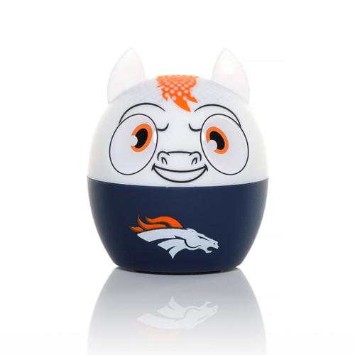 612779466b937d Denver Broncos Bitty Boomer-NFL Portable Wireless Bluetooth Speaker-Awesome  Sound
