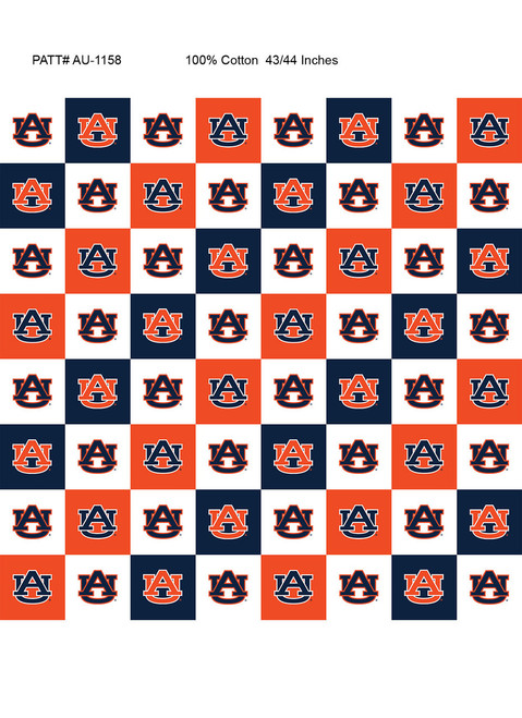 Auburn University Fabric Store | Auburn University Fleece