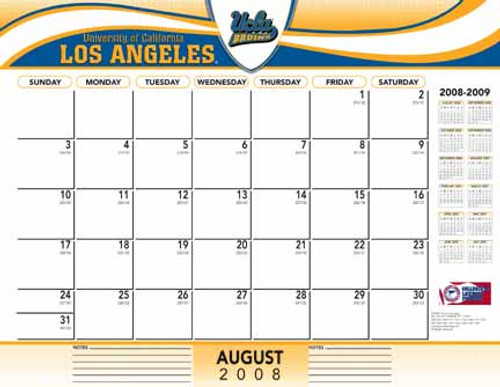 Ucla Calendar.University Of California Los Angeles Ucla Fleece Fabric Super Soft Collegiate Classic Geometric Design Sold By The Yard