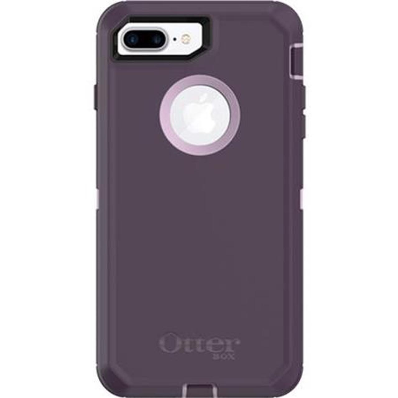 premium selection 4c5cf e4310 OtterBox Defender Case for iPhone 7 Plus/iPhone 8 Plus - Purple Nebula