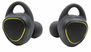 Samsung Gear IconX In-Ear Wireless Fitness Earbuds Headphones Black