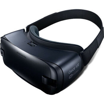 Samsung Gear VR Virtual Reality Headset (R323) - Blue / Black