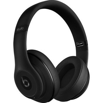 Beats by Dr. Dre Studio 2 Bluetooth Wireless Headphones - Matte Black
