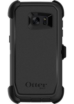 OtterBox Samsung Galaxy S7 edge Defender Case & Holster - Black