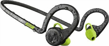 Plantronics - Backbeat FIT PLT Wireless In-Ear Behind-the-Neck - Black core
