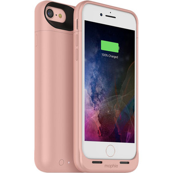 mophie juice pack air iPhone 8 iPhone 7 (Rose Gold)