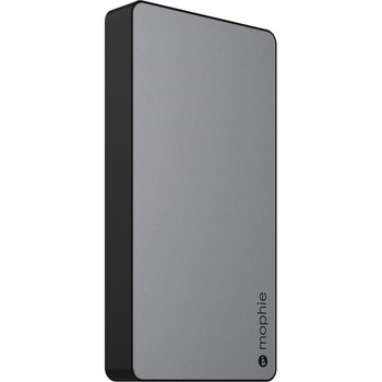 mophie Powerstation XL Dual-USB 10,000mAh Battery Pack (Space Gray)
