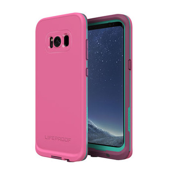 LifeProof Fre Protective Waterproof Case Samsung Galaxy S8 - Twilights Edge Purple