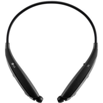 LG Tone Ultra HBS-820 Wireless Bluetooth Headphone - Black