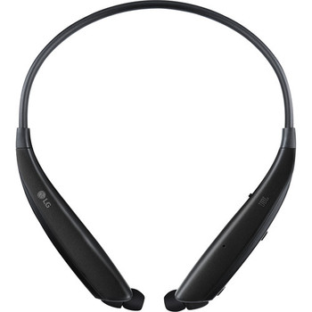 LG HBS-835 TONE Ultra Wireless In-Ear Headphones (Black)