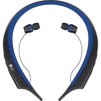 LG Tone Active HBS-A80 Bluetooth Headset - Blue