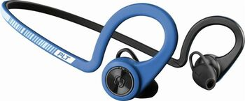 Plantronics - BackBeat FIT PLT  Wireless Sport Headphones Training Edition - Power Blue