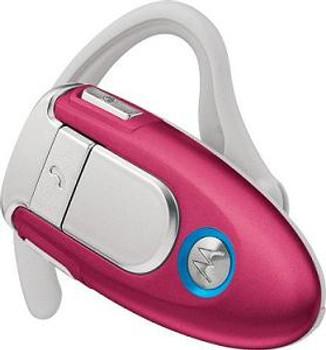 Motorola H500 Magenta Bluetooth Headset