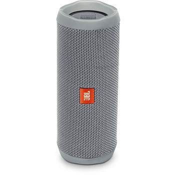 JBL Flip 4 Wireless Portable Stereo Speaker (Gray)
