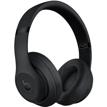 Beats by Dr. Dre Studio3 Wireless Bluetooth Headphones (Matte Black)