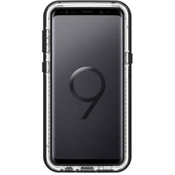 LifeProof NEXT Smartphone Case for Samsung Galaxy S9 (Black Crystal)