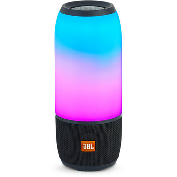 JBL Pulse 3 Portable Bluetooth Speaker (Black)