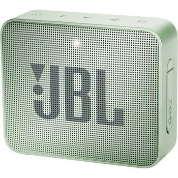 JBL GO 2 Portable Wireless Speaker (Seafoam Mint)