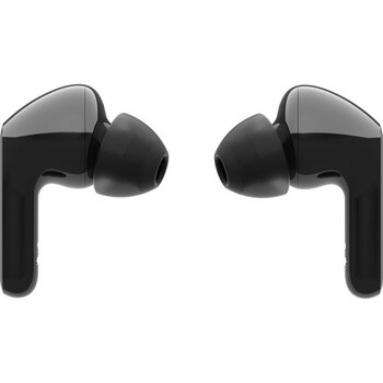 LG HBS-FN4 TONE Free True Wireless In-Ear Headphones (Black)