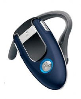 Motorola H500 Bluetooth Headset Blue