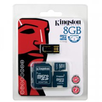 Kingston 8GB Micro Mobility Kit