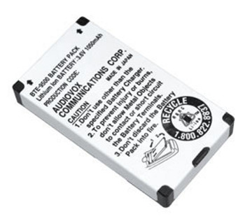Audiovox  BTE-9500 Extended Battery