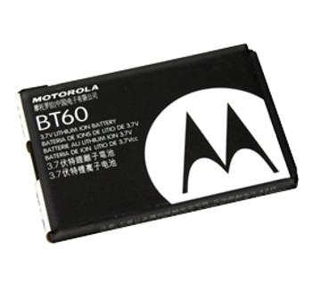 Motorola SNN5782 Battery BT60