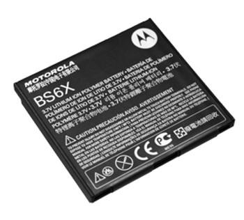 Motorola SNN5846 Battery BS6X