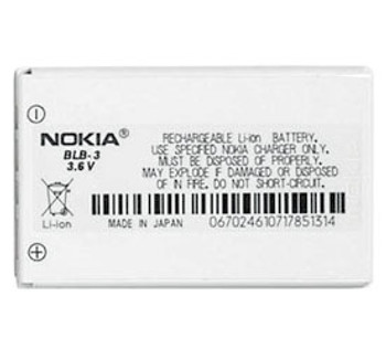 Nokia BLB-3 Battery