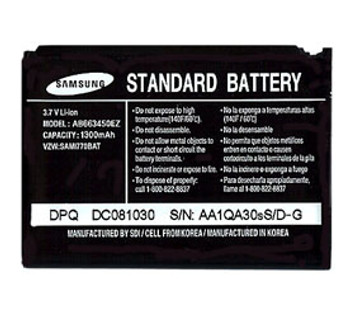 Samsung AB663450EZ Battery