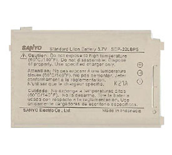 Sanyo SCP-22LBPS Battery