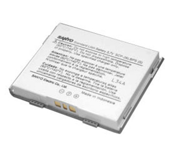Sanyo Silver SCP-26LBPS Battery