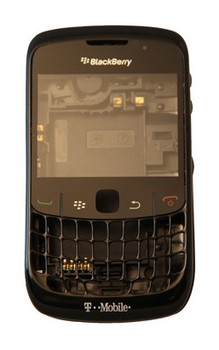 Original Blackberry Curve Gemini 8520 Replacement Full Housing