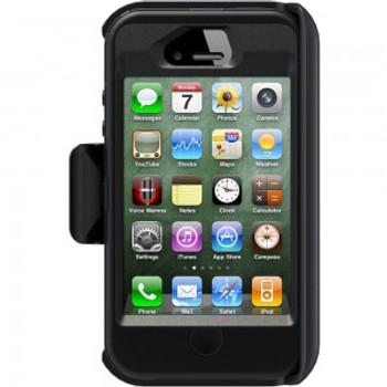 OtterBox Apple Iphone 4s/4 Black Defender Case