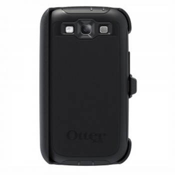 OtterBox Samsung Galaxy S III Defender Case Black