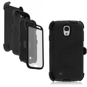 OtterBox Samsung Galaxy S4 Defender Black Case & Holster