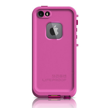 LifeProof fre Case iPhone SE/5/5s (Magenta)
