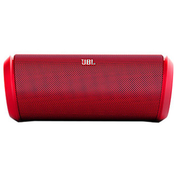 JBL Flip 2 Wireless Portable Stereo Speaker (Red)