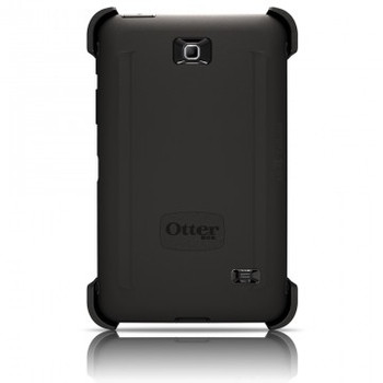 OtterBox Samsung Galaxy Tab 4 7.0 Defender Series Case & Stand - Black