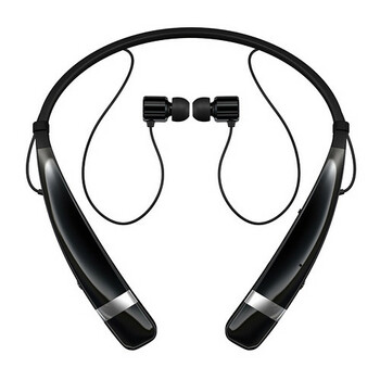 LG Tone Pro HBS-760 Bluetooth Wireless Stereo Headset - Black