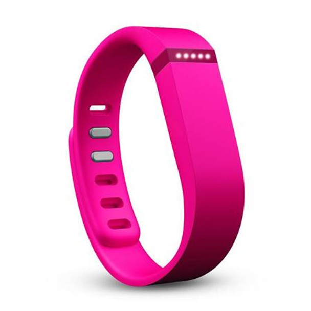 Fitbit Flex Wireless Sleep + Activity Tracker Wristband, Pink