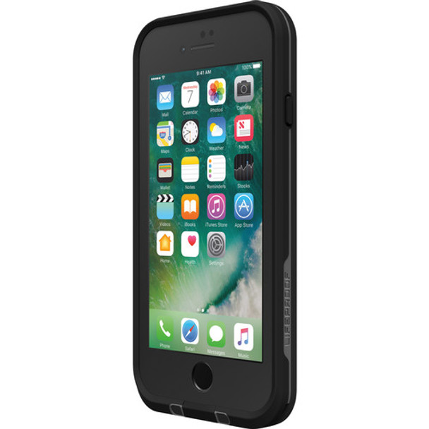 LifeProof Frē  iPhone 7 Waterproof Case (Black)