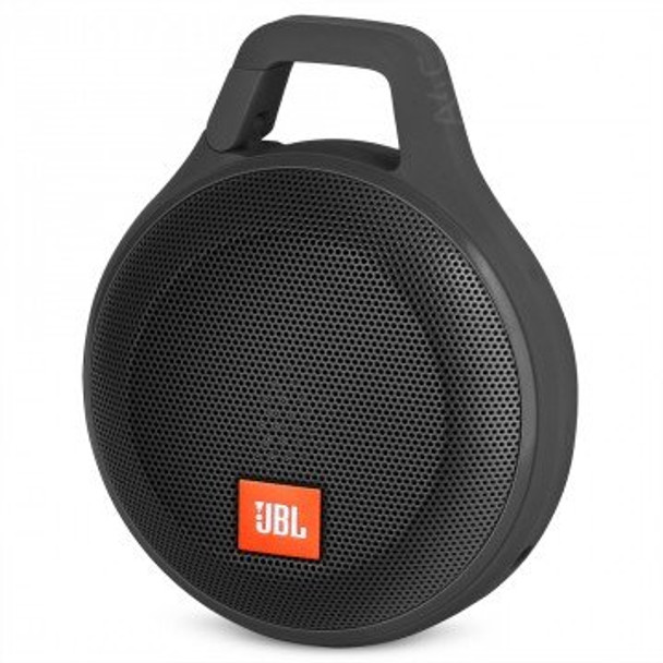 JBL Clip Plus Portable Bluetooth Speaker - Black