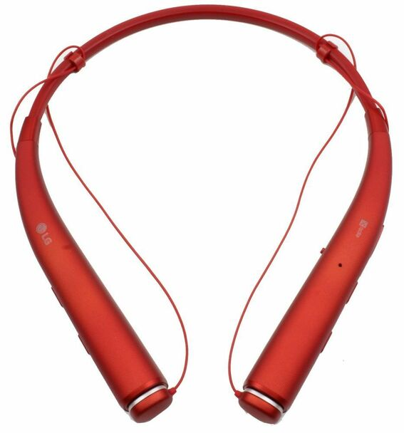 LG TONE PRO HBS-780 Bluetooth Wireless Stereo Headset - Red