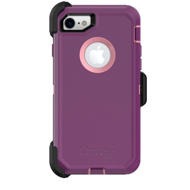 OtterBox iPhone 7/8 Defender Series Case & Holster (Vinyasa)